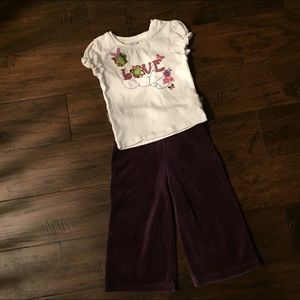 Fall outfit, 18-24 months